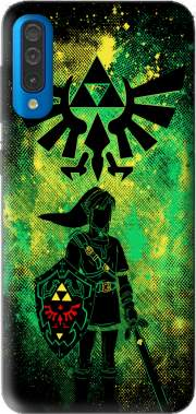 Hyrule Art for Samsung Galaxy A50