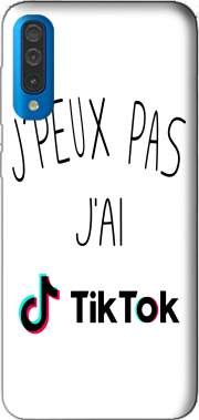 Je peux pas jai Tiktok Case for Samsung Galaxy A50
