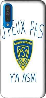 Je peux pas ya ASM - Rugby Clermont Auvergne Case for Samsung Galaxy A50