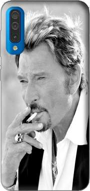 johnny hallyday Smoke Cigare Hommage for Samsung Galaxy A50