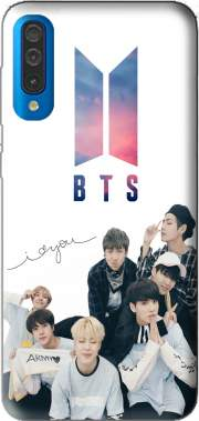 K-pop BTS Bangtan Boys Case for Samsung Galaxy A50