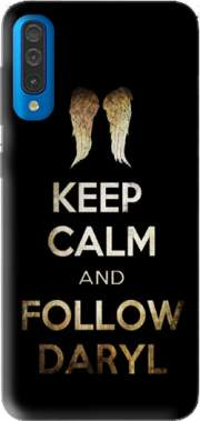 Keep Calm and Follow Daryl Case for Samsung Galaxy A50