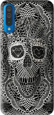 Lace Skull Case for Samsung Galaxy A50