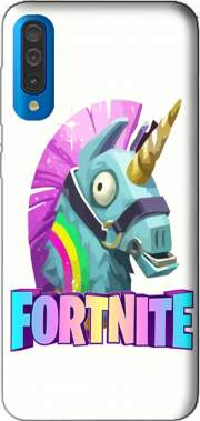 Unicorn video games Fortnite Case for Samsung Galaxy A50