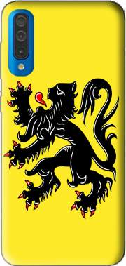 Lion des flandres Samsung Galaxy A50 Case