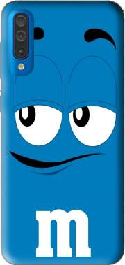 M&M's Blue Case for Samsung Galaxy A50