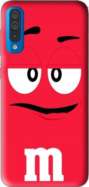M&M's Red Case for Samsung Galaxy A50