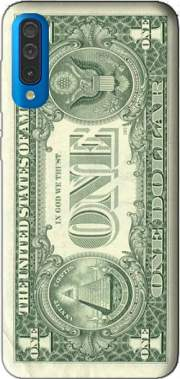 Money One Dollar Case for Samsung Galaxy A50