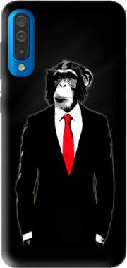 Monkey Domesticated Case for Samsung Galaxy A50