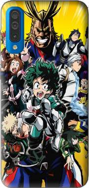 my hero academia Izuku Midoriya Case for Samsung Galaxy A50