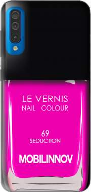 Nail Polish 69 Seduction Case for Samsung Galaxy A50