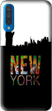 New York Case for Samsung Galaxy A50
