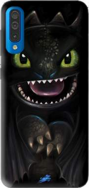 Night fury Case for Samsung Galaxy A50