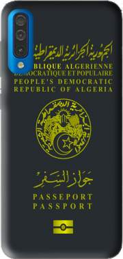 Passeport Algeria Case for Samsung Galaxy A50