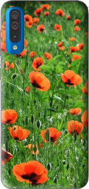 POPPY FIELD Case for Samsung Galaxy A50