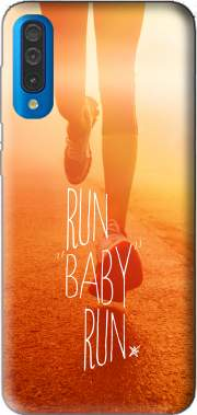 Run Baby Run Case for Samsung Galaxy A50