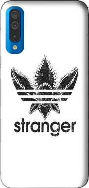 Stranger Things Demogorgon Monster JOKE Adidas Parodie Logo Serie TV Case for Samsung Galaxy A50