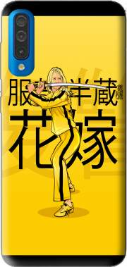 The Bride from Kill Bill Case for Samsung Galaxy A50