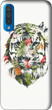 Tropical Tiger Case for Samsung Galaxy A50