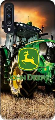 John Deer tractor Farm Case for Samsung Galaxy A70
