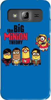 The Big Minion Theory Case for Samsung Galaxy J3