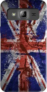 Union Jack Painting Case for Samsung Galaxy J3
