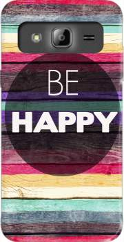 Be Happy Case for Samsung Galaxy J3