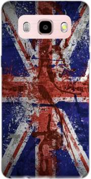 Union Jack Painting Case for Samsung Galaxy J5 (2016)