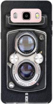 Vintage Camera Yashica-44 Case for Samsung Galaxy J5 (2016)