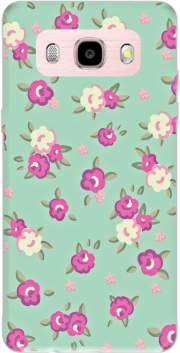 Vintage Roses Pattern Case for Samsung Galaxy J5 (2016)