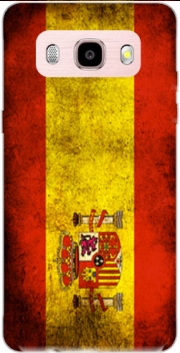 Flag Spain Vintage Case for Samsung Galaxy J5 (2016)