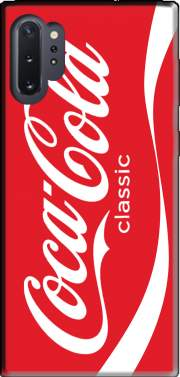 Coca Cola Rouge Classic Case for Samsung Galaxy Note 10 Plus