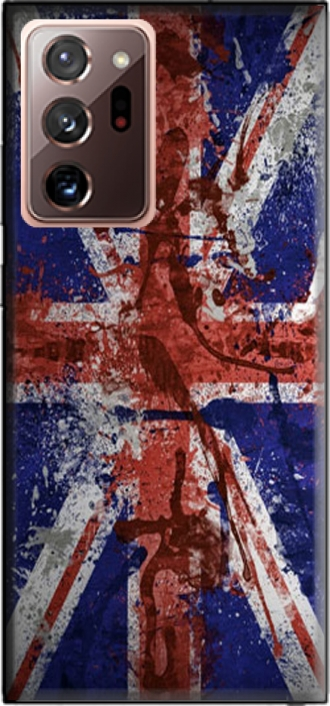 Case Samsung Galaxy Note 20 Ultra with pictures flag