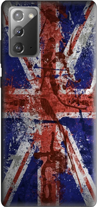 Case Samsung Galaxy Note 20 with pictures flag