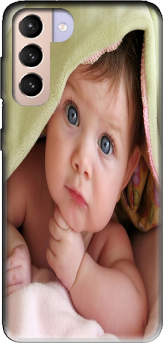 Case Samsung Galaxy S21 with pictures baby