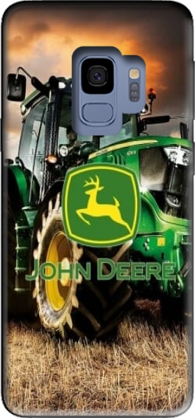 John Deer tractor Farm Case for Samsung Galaxy S9