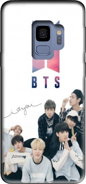 K-pop BTS Bangtan Boys Case for Samsung Galaxy S9