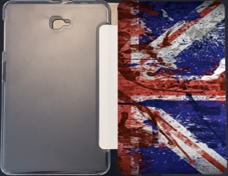 Case Samsung Galaxy Tab A 10.1 (2016) with pictures flag