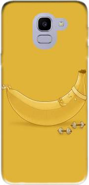 Banana Crunches Case for Samsung Galaxy J6 2018