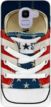 All Star Basket shoes USA for Samsung Galaxy J6 2018