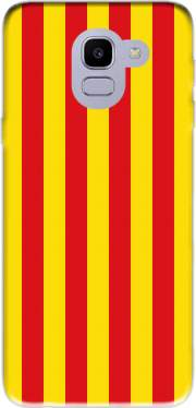 Catalonia Case for Samsung Galaxy J6 2018