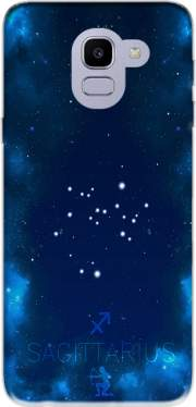 Constellations of the Zodiac: Sagittarius Samsung Galaxy J6 2018 Case