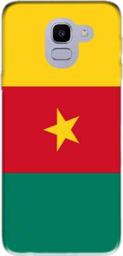 Flag of Cameroon Case for Samsung Galaxy J6 2018