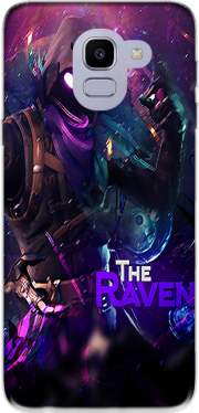 Fortnite The Raven Case for Samsung Galaxy J6 2018