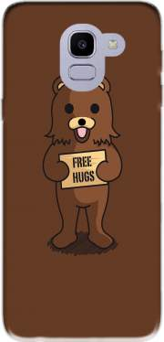 Free Hugs Case for Samsung Galaxy J6 2018
