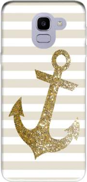 Gold Mariniere Case for Samsung Galaxy J6 2018