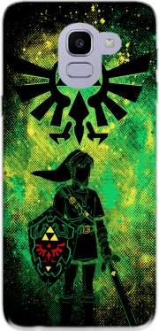 Hyrule Art for Samsung Galaxy J6 2018