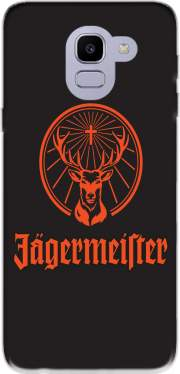 Jagermeister Case for Samsung Galaxy J6 2018