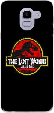 Jurassic park Lost World TREX Dinosaure for Samsung Galaxy J6 2018