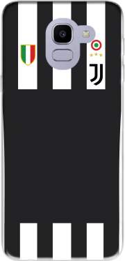 JUVENTUS TURIN Home 2018 Case for Samsung Galaxy J6 2018